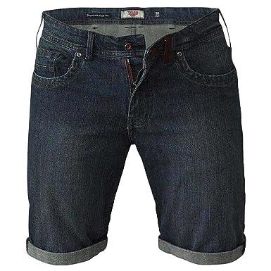 mens chino shorts D555 duke big king size knee length roll up casual summer new