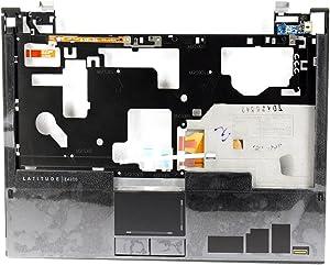 Dell New OEM Latitude E4300 Palmrest Touchpad Assembly with Fingerprint Reader K457C