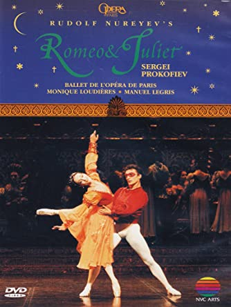 Prokofiev: Roméo et Juliette 71u6EmxxeXL._SY445_