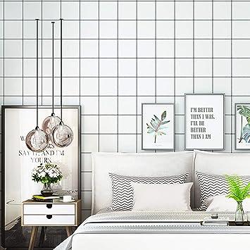 Birwall 48 4 Square Feet 8300 Faux Wood Panel Plank Peel And Stick Wallpaper Decor Self Adhesive Prepasted Wallpaper Amazon Co Uk Diy Tools