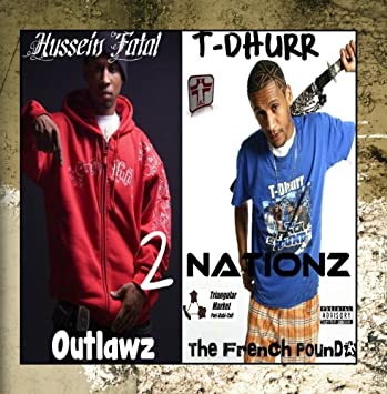 T-Dhurr - 2 Nationz (feat  Hussein Fatal) - Amazon com Music