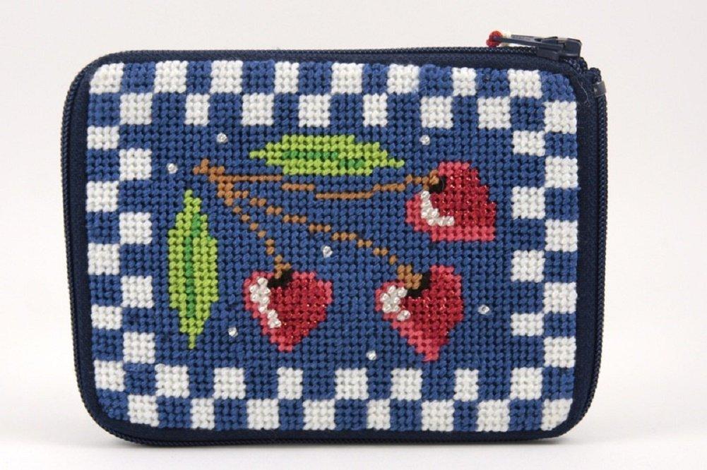 Stitch & Cremallera Monedero SZ152 - Kit de punto de cruz ...