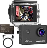 """Action Camera Underwater Cam WiFi 1080P Full HD 30M Waterproof 2"""" LCD 170 Degree Wide-Angle Sports Camera"""
