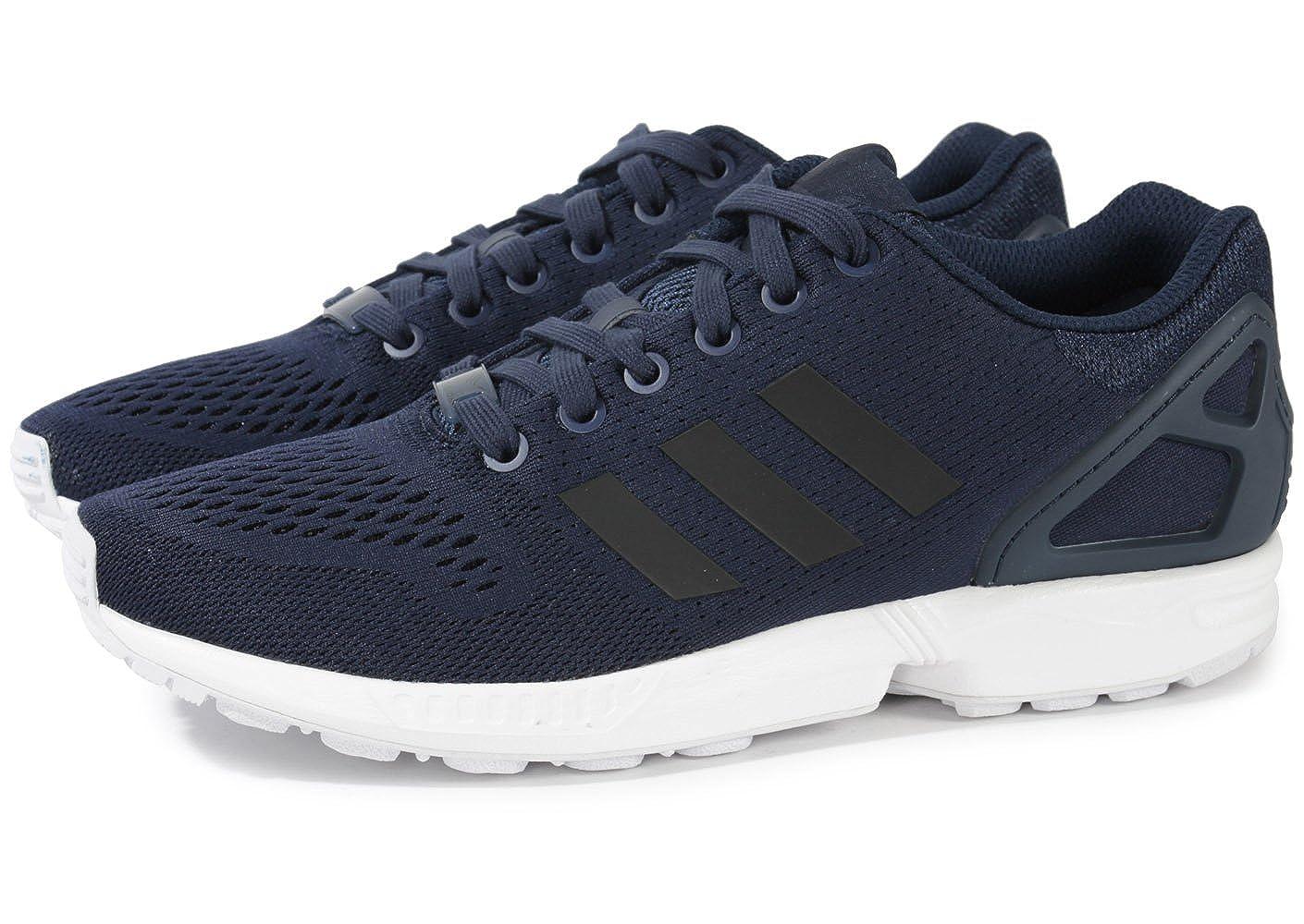 new concept 7ab7e fcb65 Adidas ZX Flux Navy Blue 41?: Amazon.co.uk: Shoes & Bags