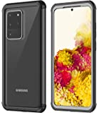 Temdan Designed for Samsung Galaxy S11 6.9 Case,Full Body Heavy Duty Protection Shockproof Slim Fit Without Built-in Screen Protector Cover for Samsung Galaxy S11 6.9inch(2020 Released)-Black
