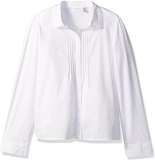 1c464e5c37beeb Amazon.com: French Toast Girls' Long Sleeve Peter Pan Collar Blouse ...