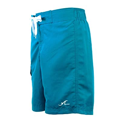 Adoretex Women's Solid Swim Board Shorts