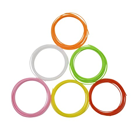 6] 3d pen filamento recargas PCL, ikammo PCL filamento 1.75 mm ...