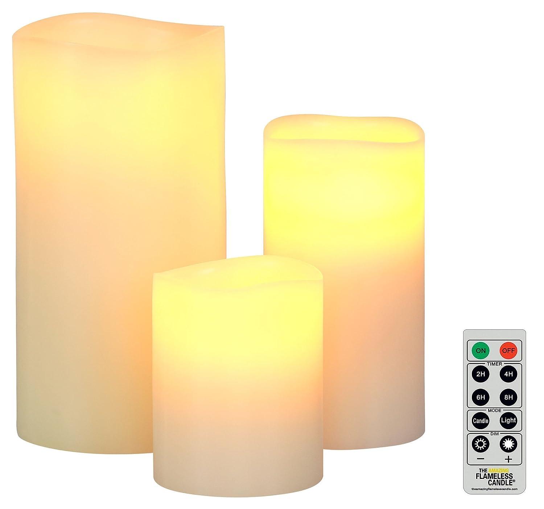 71u6KlugcHL._SL1500_ Elegantes Elektrische Kerzen Mit Fernbedienung Dekorationen