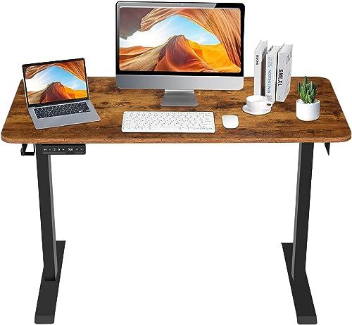 ELEFU Electric Height Adjustable Standing Desk