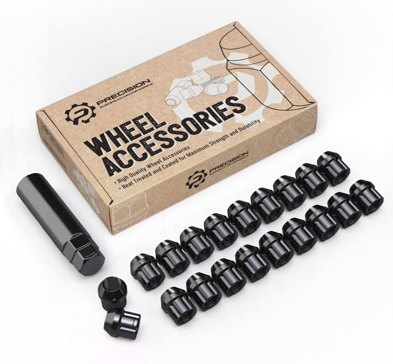Wheel Studs Installer Tools Nut Kit Fits Lexus GS300 m12x1.5 Fit All Year V-Pro