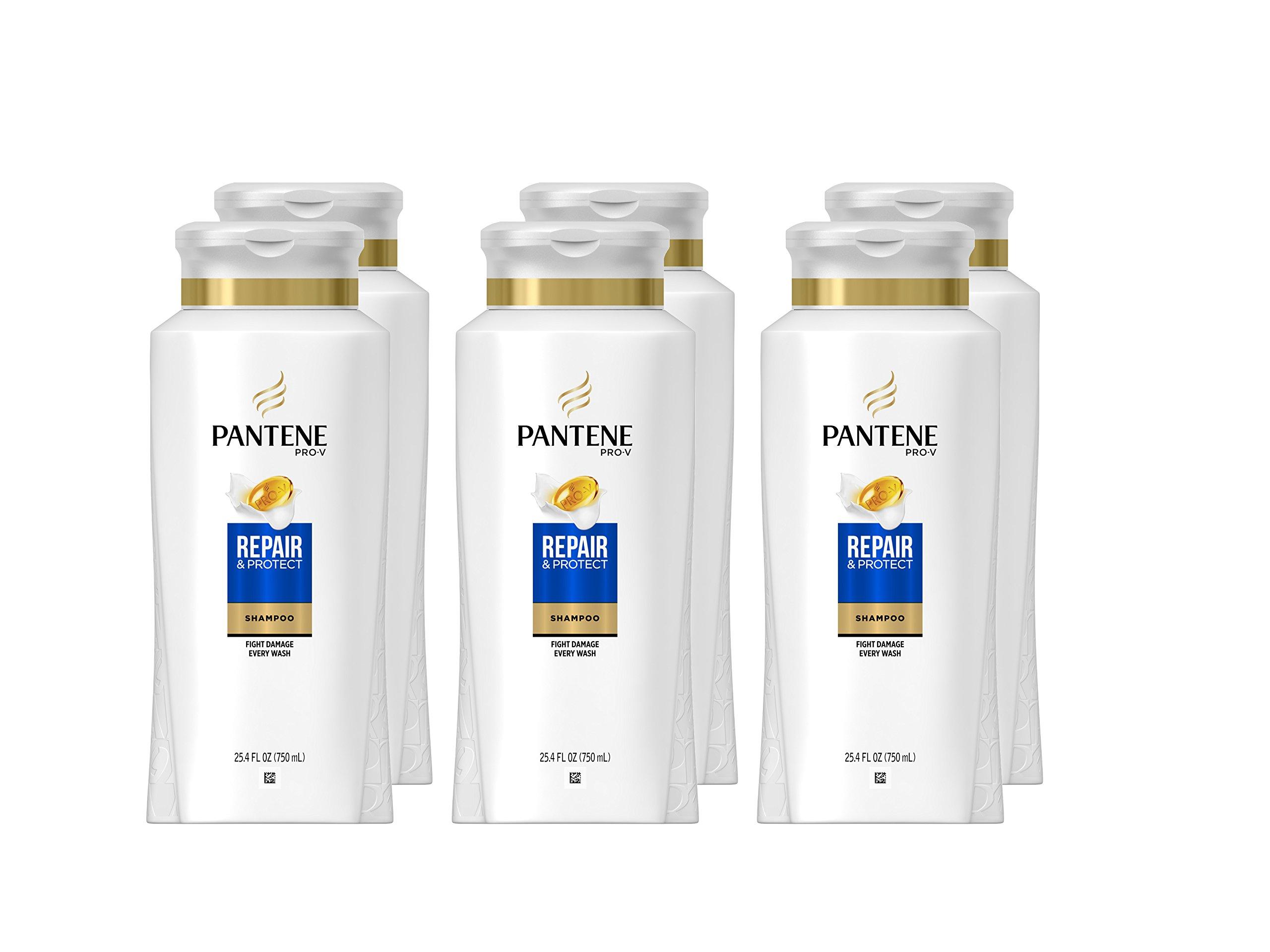 Pantene Pro-V Repair & Protect Shampoo, 25.4 fl oz by Pantene