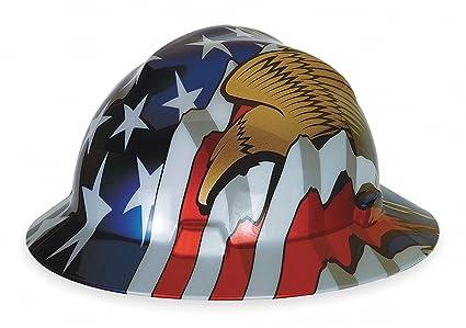 Msa V-Gard Freedom Series clase E casco de protección Ansi tipo I FAS-