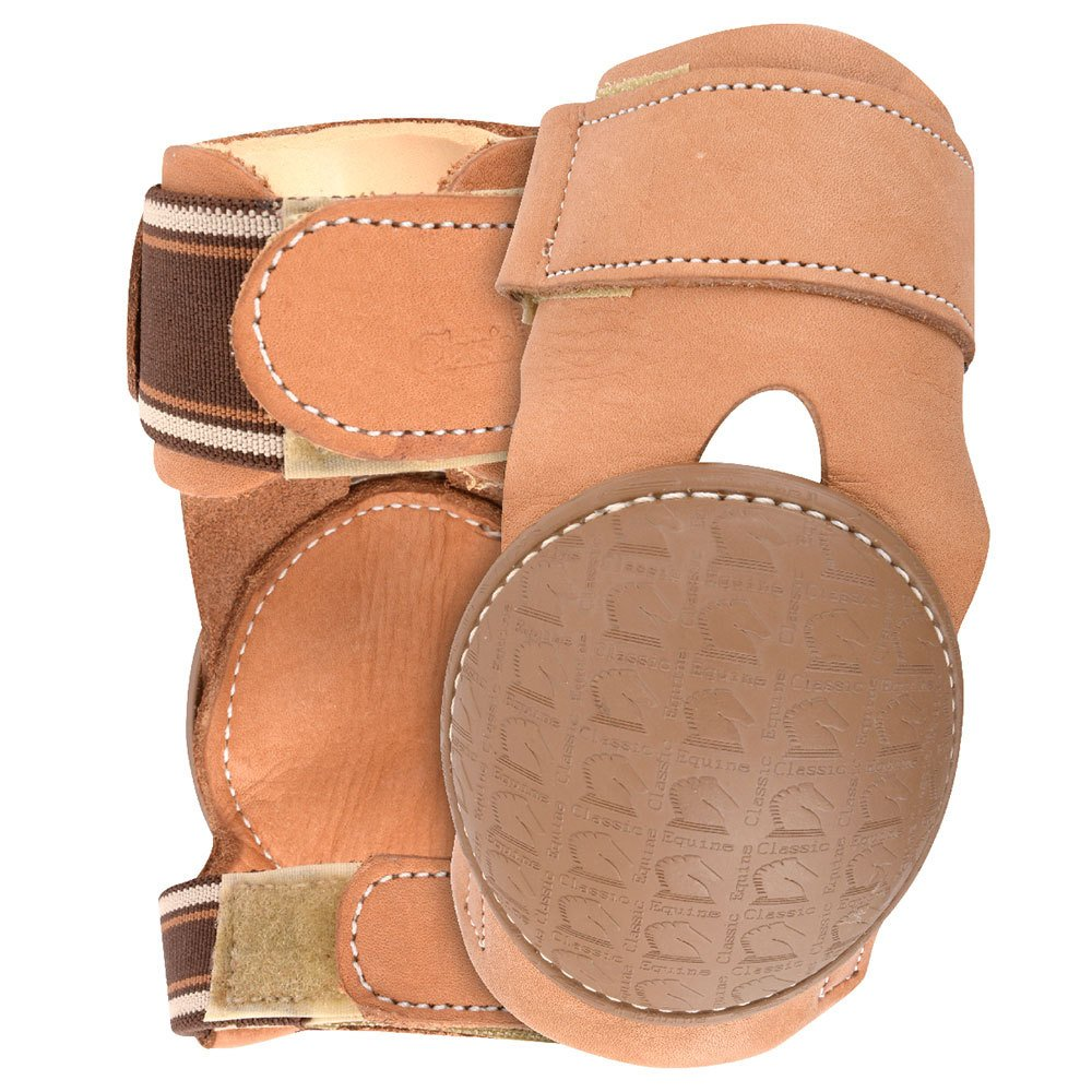 Pro Reiner Skid Boots  by Classic Equine