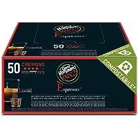 Caffè Vergnano 1882 Èspresso Capsule Caffè Compatibili Nespresso, Cremoso - Pack da 50 capsule