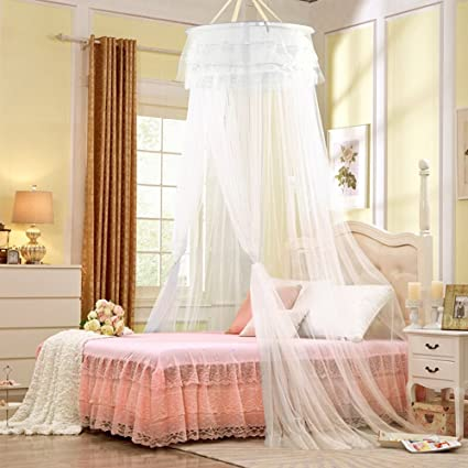 Infreecs Zanzariera, baldacchino per Letto | Mosquito Nets ...