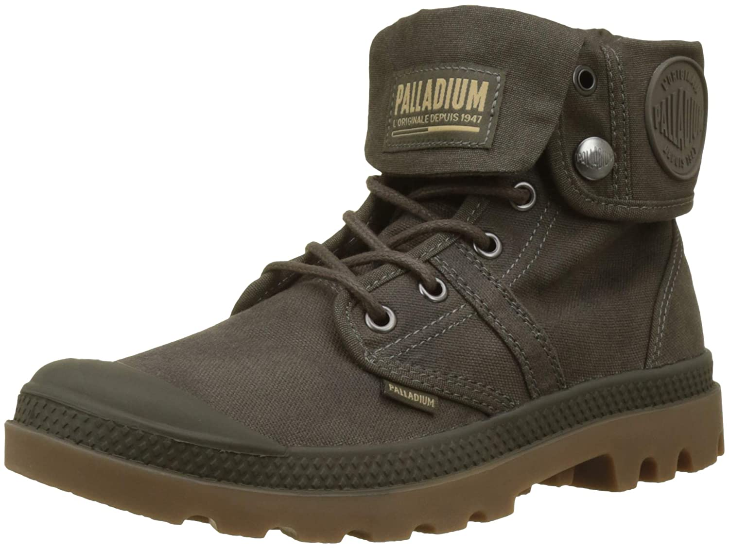 Palladium Pallabrouse BGY Wax, (Arnum Bottes Major et Bottines Souples 19995 Mixte Adulte Vert (Arnum Major Brown/Mid Gum G39) aad7ae4 - reprogrammed.space