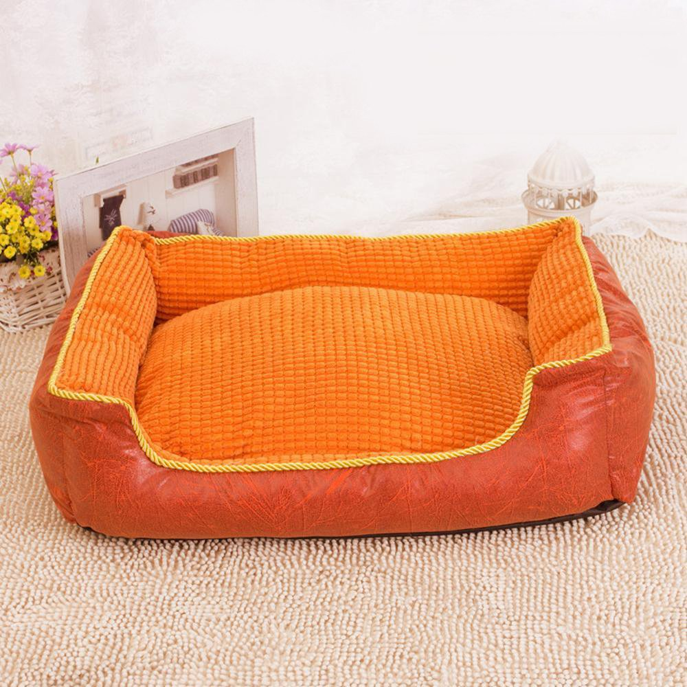 B 604519cm B 604519cm Daeou Pet mat Cotton can be Washed and Washed Corn pet Nest Kennel
