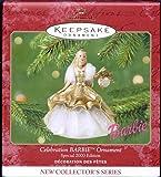 QXI6821 Celebration Barbie 1st 2000 Special Edition New Collector's Series Hallmark Keepsake Ornament