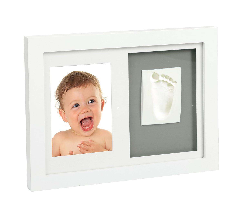 Premium Baby Fußabdruck und Handabdruck Set - lufttrocknend ...