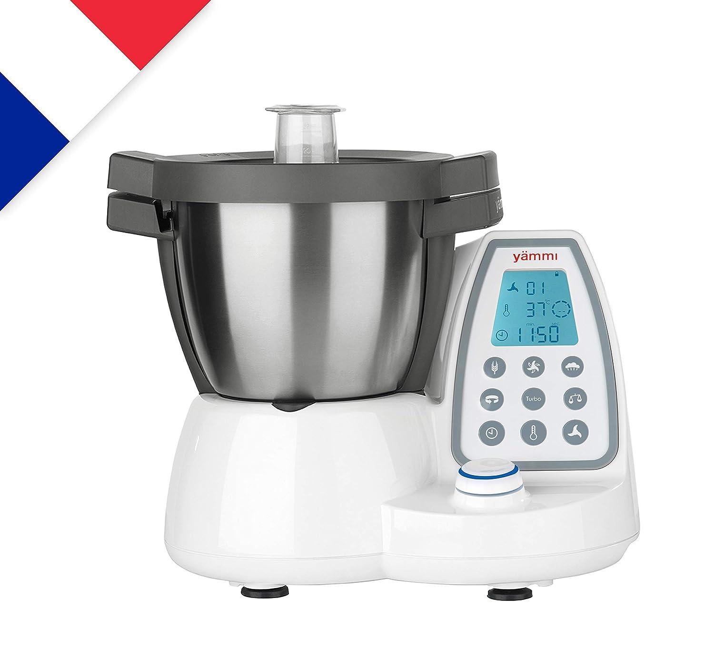 Yämmi Robot de Cocina Multifuncional en Francés, Capacidad Bruta ...