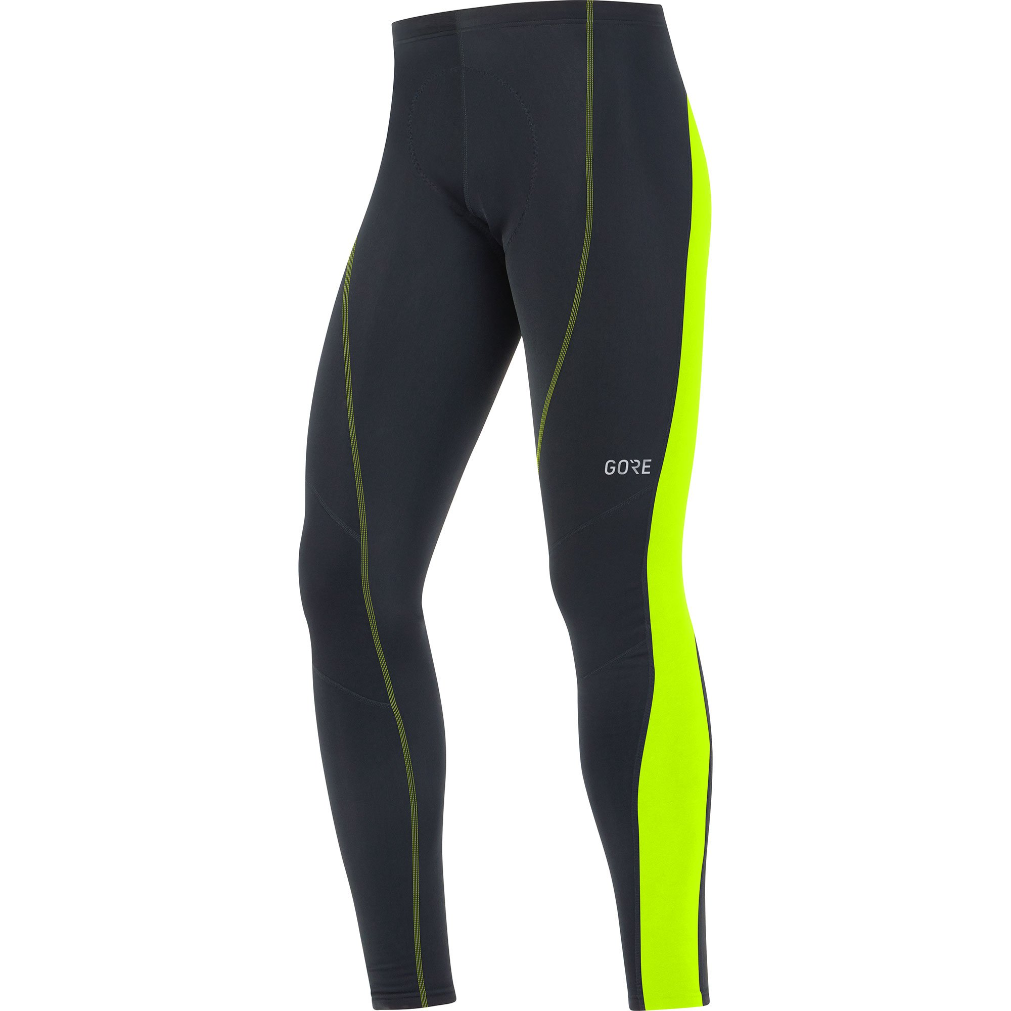 GORE WEAR Men's Breathable, Long Bike Tights, with