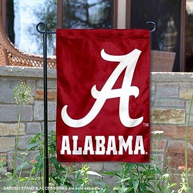 Crimson Tide Garden Flag and Yard Banner