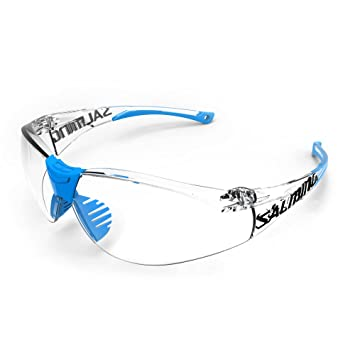 2a6644375c Salming Split Vision Senior Squash Goggles  Amazon.co.uk  Sports ...