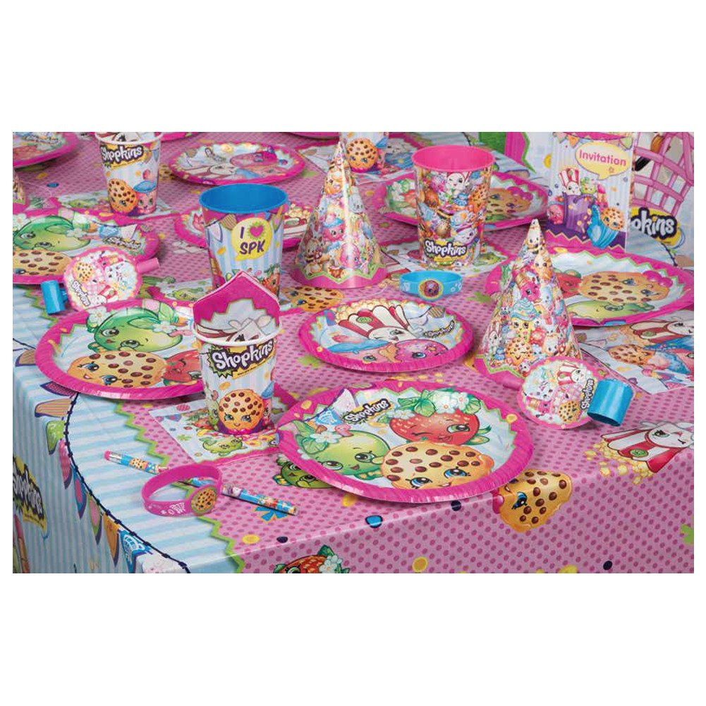 Shopkins Deluxe Party Kit for 8 by Shopkins