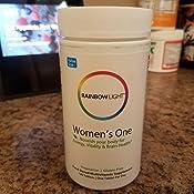 Amazon Com Rainbow Light Vibrance Women S Multivitamin
