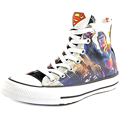 3d2b0d93d73c Converse DC Comics Superman Sneakers Chuck Taylor All Star (5) (9.5 ...