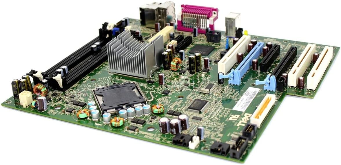 Genuine Dell TP412 Motherboard Mainboard For Precision Workstation T3400 Mini-Tower (SMT) Systems