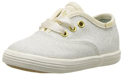 1b8490ae7d1 Keds Girls  Champion Glitter Crib