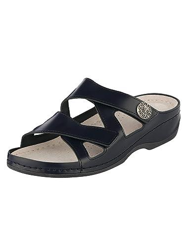 15c061373b32db Vamos Damen Pantolette  Amazon.de  Schuhe   Handtaschen