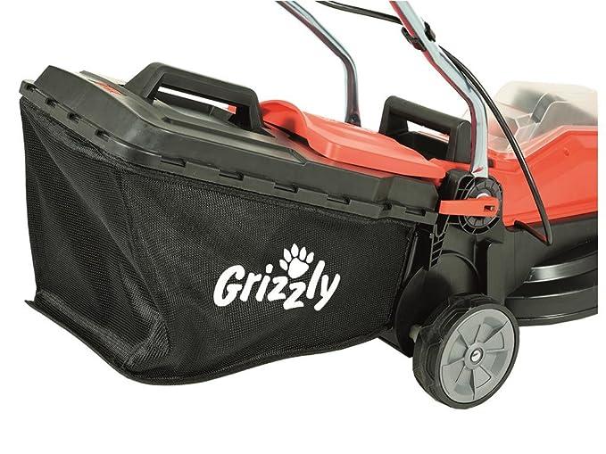 Grizzly Batería Cortacésped Brazo 2433 - 20 con 24 V Batería de ...