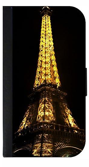 Amazon Com Parisian Themed Eiffel Tower Lit Up In Paris