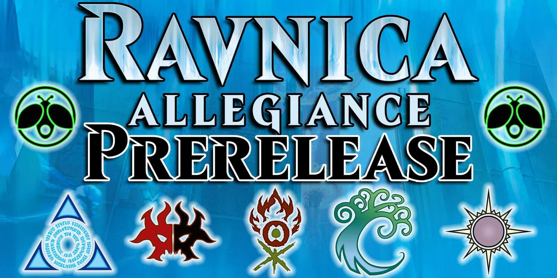 Ravnica Allegiance Prerelease Pack - Set of 5
