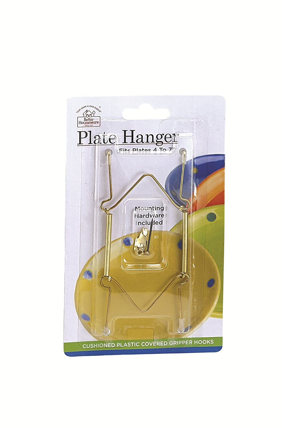 Amazon.com: Better Houseware Plate Hanger: Home & Kitchen