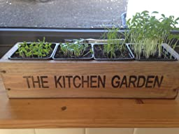 Unwins Herb Kitchen Garden Seed Kit: Amazon.co.uk: Garden & Outdoors
