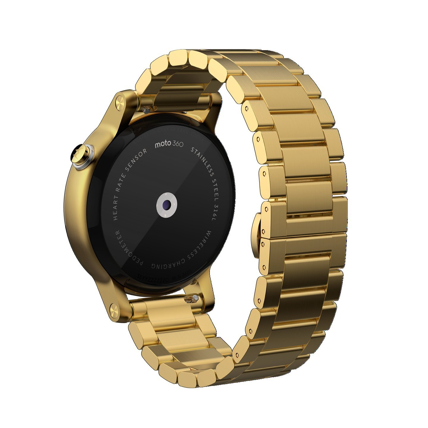 moto 2nd gen watch. Amazon.com: Motorola Moto 360 (2nd Gen.) - Mens 42mm, Gold With Metal: Cell Phones \u0026 Accessories 2nd Gen Watch O