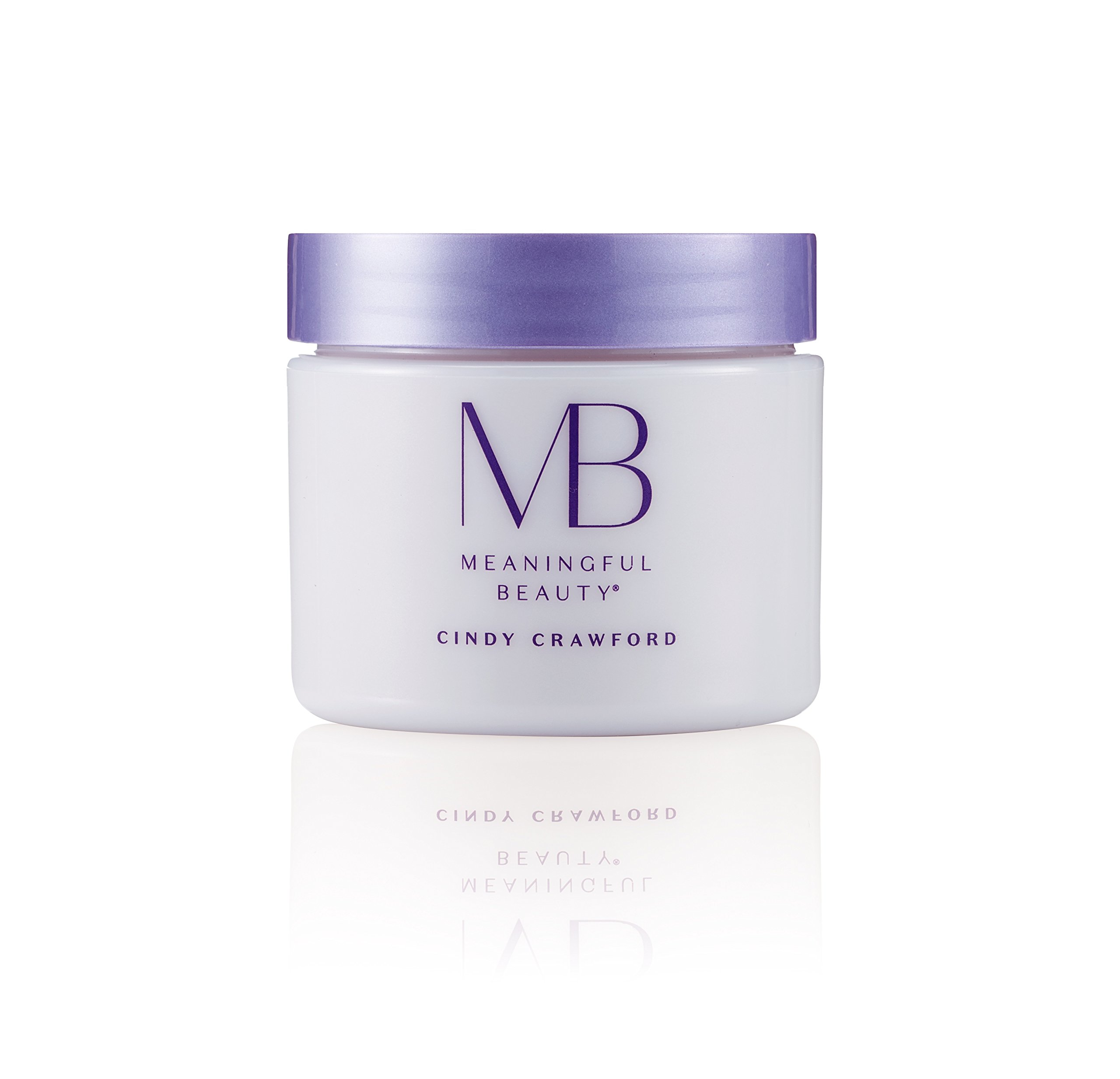 Meaningful Beauty - Anti-Aging Night Crème - with Peptides, Jojoba & Almond Oil - 1.7 Ounces - MT.2066