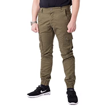 98bb092f279db Solid Homme Pantalons & Shorts/Cargo Galo: Amazon.fr: Vêtements et ...