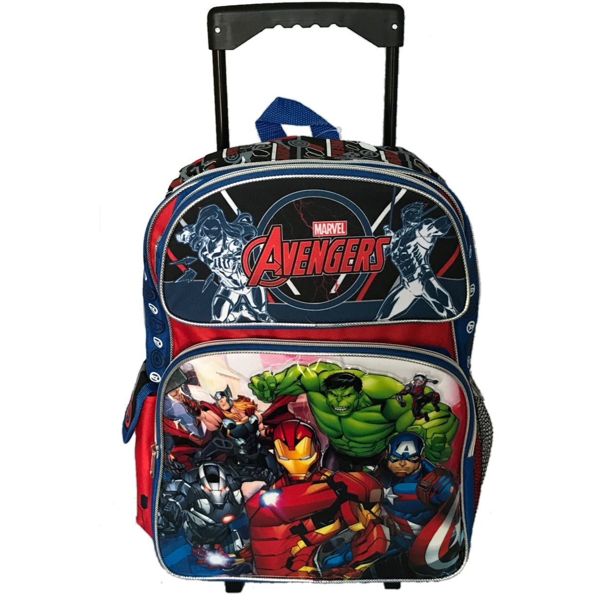 Ruz Marvel Avengers Roller Backpack - Not Machine Specific