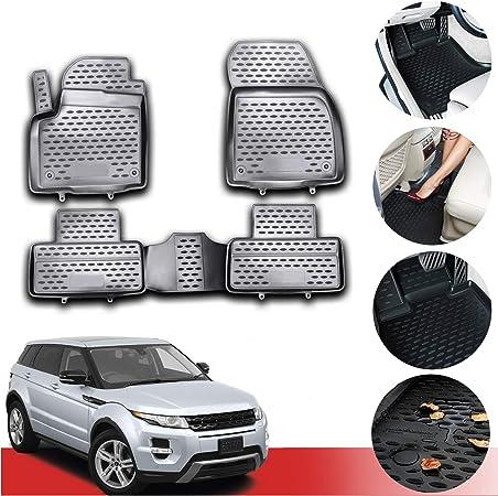 Omac GmbH, tappetini in gomma 3D per auto per tutte le stagioni