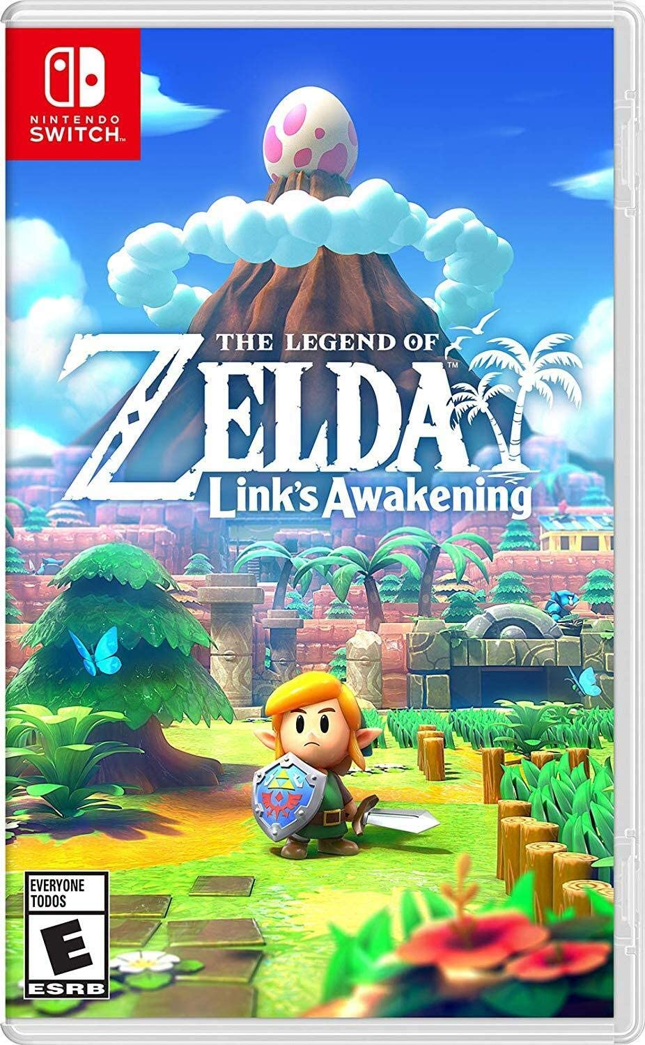 Amazon Com Legend Of Zelda Link S Awakening Nintendo