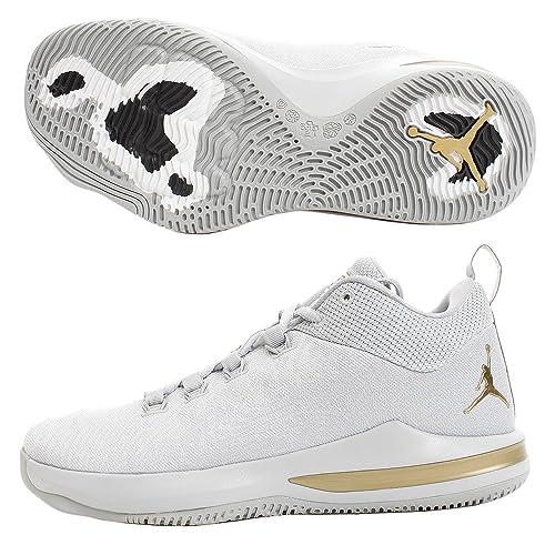 55faffc88d5d Jordan Nike CP3.X AE Mens Basketball-Shoes 897507-001 10 - Wolf Grey ...
