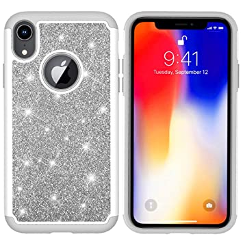coque iphone xr double