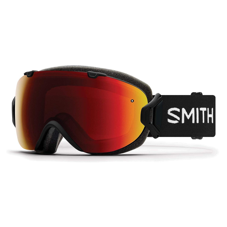 Smith I/OS Women's Ski Goggles, Black   B07G374P5B