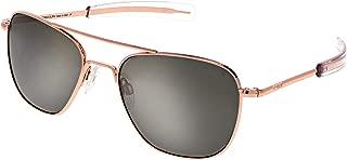 product image for Randolph Gold Classic Aviator Sunglasses for Men or Women 100% UV
