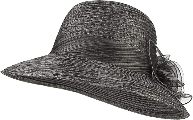 Gorras Señoras Organzahut Elegante Boda para El De Sombrero Estilo ...